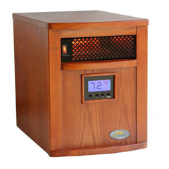 Heat Smart Ssf1500 Infrared Portable Space Heater, Heats up to 1,000 Sq. Ft.