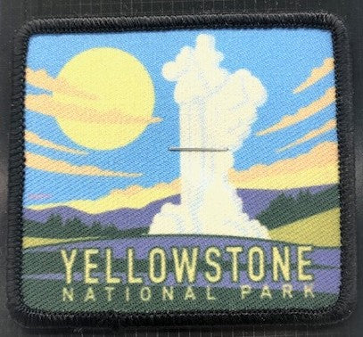 Old Faithful Patch