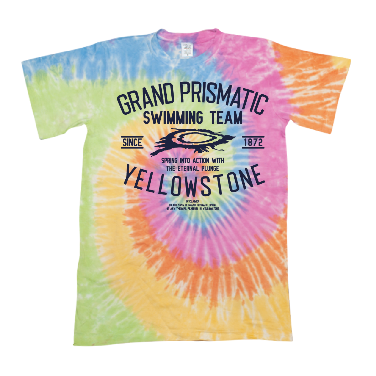 GRAND PRISMATIC SWIM TEAM