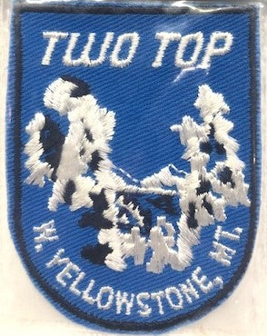 Two Top West Yellowstone Patch