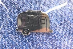 Camp Trailer Pin