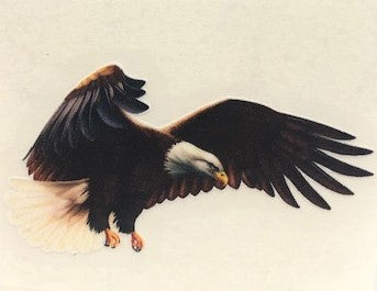 Hunting Eagle Sticker