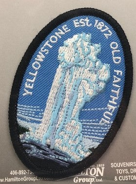 YS Old Faithful Patch