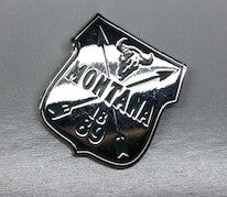 Montana Shield Pin