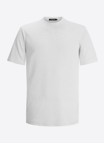BUGATCHI SHORT SLEEVE CREW NECK SUPER SOFT - Caswell's Fine Menswear