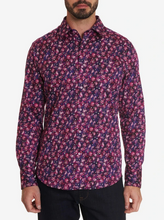Load image into Gallery viewer, ROBERT GRAHAM SHIRT SPACE TRAVEL