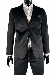 SOUL OF LONDON BLAZER BLACK