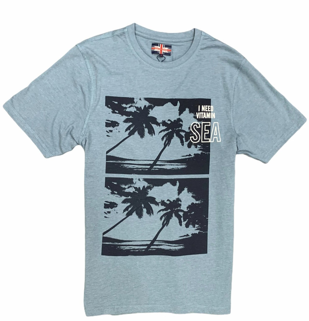 SOUL OF LONDON T-SHIRT SHORT SLEEVE