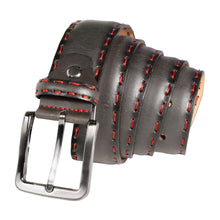 Load image into Gallery viewer, Belt - 230920-21 Black/Red - 7 Downie St.®