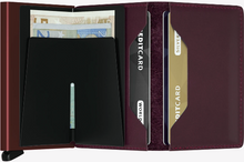 Load image into Gallery viewer, SECRID SLIMWALLET ORIGINAL BORDEAUX - Caswell's Fine Menswear