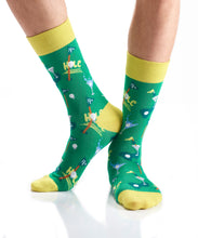 Load image into Gallery viewer, YO SOX SOCKS 19th HOLE
