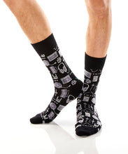 Load image into Gallery viewer, YO SOX SOCKS STUDIO SOUNDS
