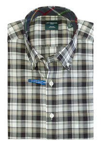 "LEO CHEVALIER SHIRT ""CLASSIC FIT"" SHORT SLEEVE - Caswell's Fine Menswear"