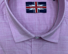 Load image into Gallery viewer, SOUL OF LONDON SPORT SHIRT SHORT SLEEVE