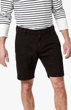 Load image into Gallery viewer, 34 HERITAGE SHORT NEVADA BLACK - Caswell's Fine Menswear