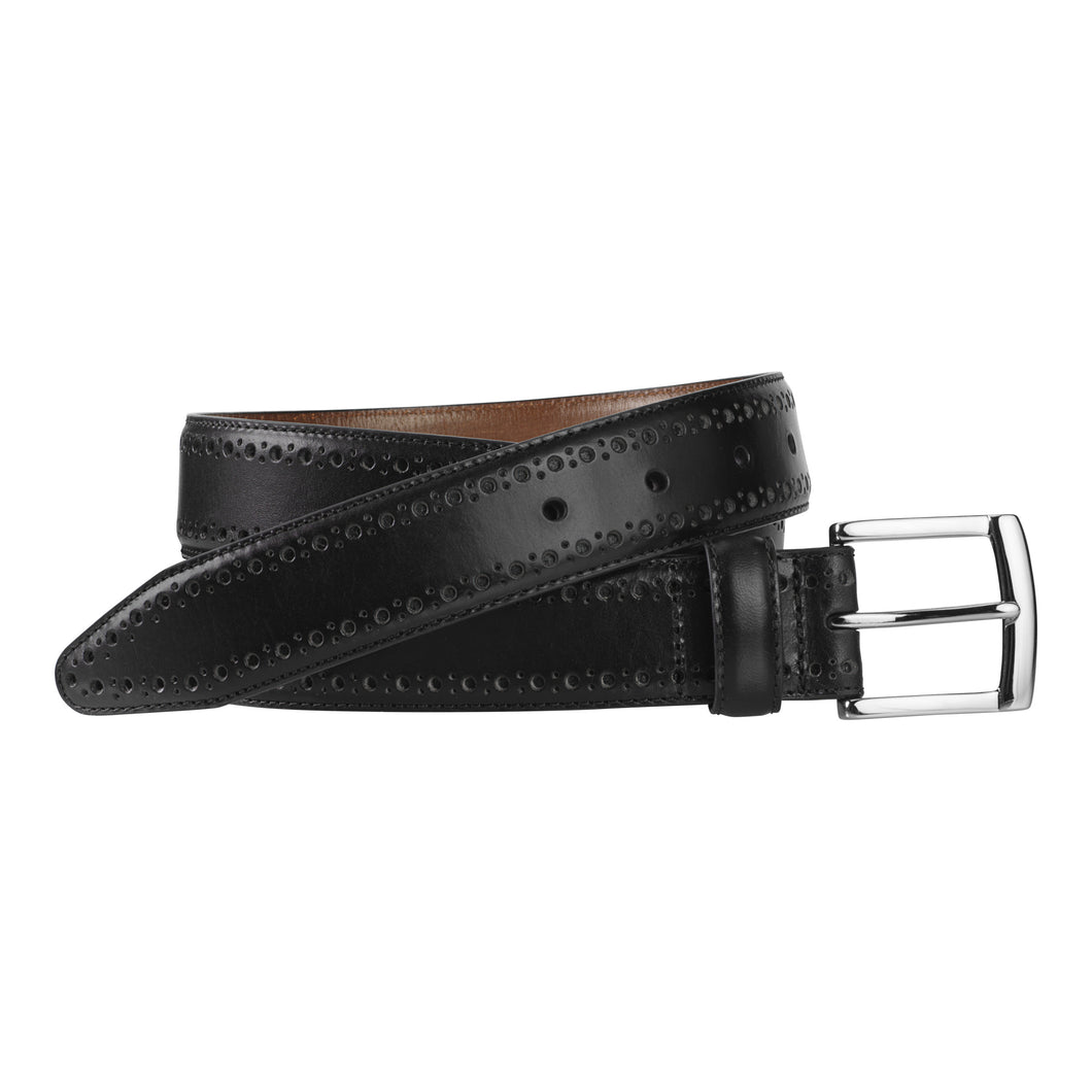 JOHNSTON & MURPHY BELT LEATHER - Caswell's Fine Menswear