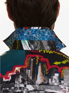 ROBERT GRAHAM SHIRT THE LOST CITY