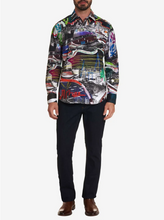 Load image into Gallery viewer, ROBERT GRAHAM SHIRT THE LOST CITY
