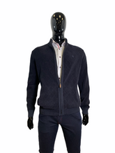 Load image into Gallery viewer, FELLOWS UNITED SWEATER FULL ZIP - Caswell's Fine Menswear