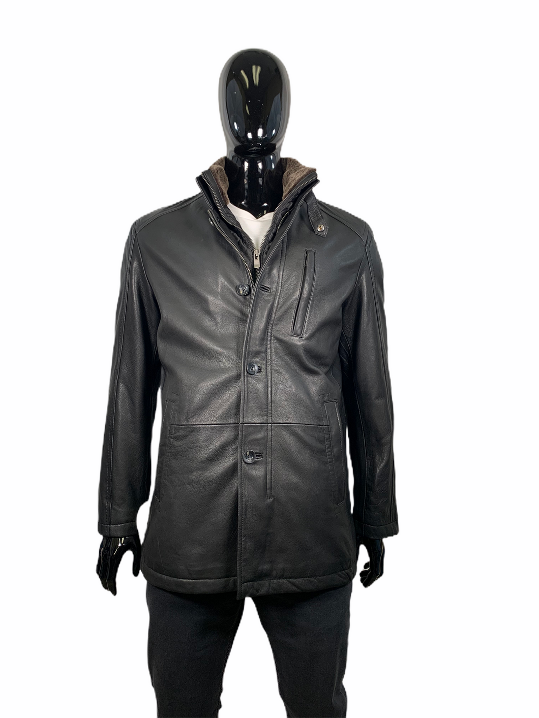 REGENCY JACKET LEATHER