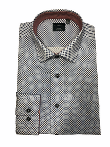 "LEO CHEVALIER ""CLASSIC FIT"" SHIRT LONG SLEEVE"