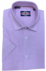 SOUL OF LONDON SPORT SHIRT SHORT SLEEVE