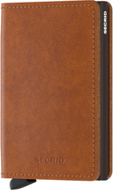 Load image into Gallery viewer, SECRID SLIMWALLET CONGAC BROWN - Caswell's Fine Menswear