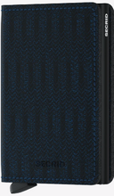 Load image into Gallery viewer, SECRID SLIMWALLET DASH NAVY - Caswell's Fine Menswear