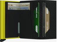 Load image into Gallery viewer, SECRID SLIMWALLET DIAMOND BLACK - Caswell's Fine Menswear