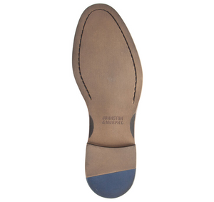 JOHNSTON & MURPHY DRESS SHOE PLAIN TOE - Caswell's Fine Menswear