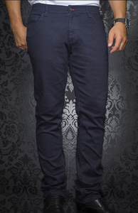 AU NOIR JEAN JOHNNY-C NAVY