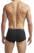 Load image into Gallery viewer, STANFIELDS SUPREME BRIEF 2 PACK BLACK