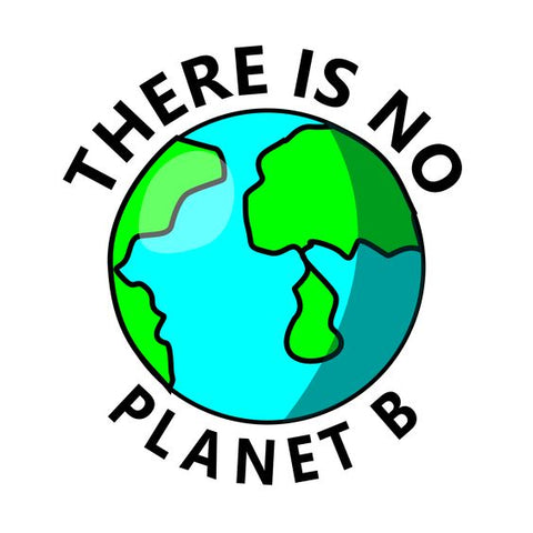 theres no planet b.
