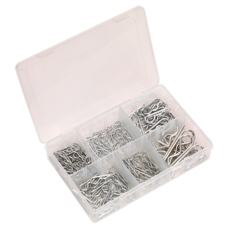 R-Clip Assortment 150pc