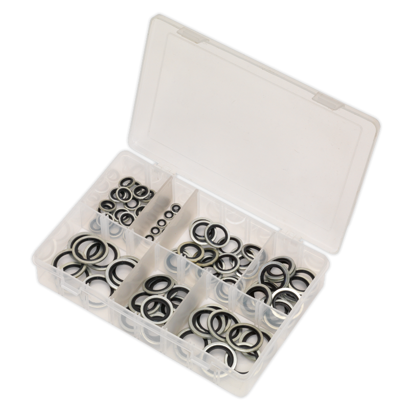 Bonded Seal (Dowty Seal) Assortment 84pc - BSP