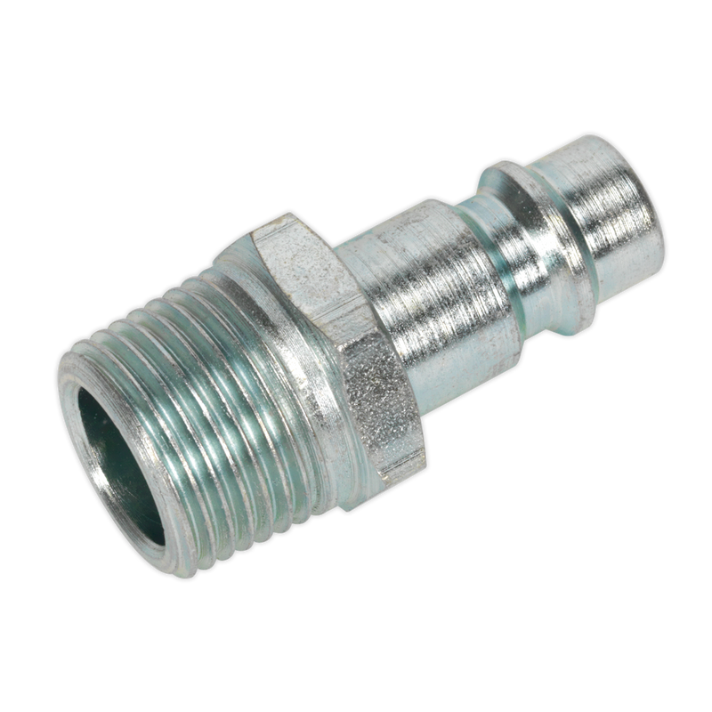 "Screwed Adaptor Male 3/8""BSPT Pack of 2"