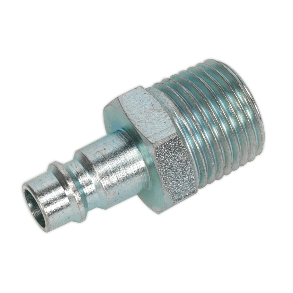 "Screwed Adaptor Male 1/2""BSPT Pack of 2"