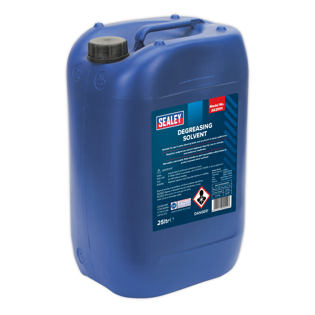 Degreasing Solvent 25L