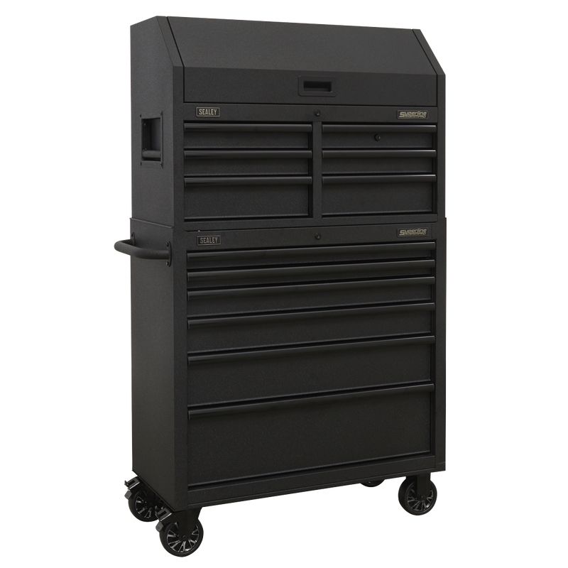 12 Drawer Toolchest Combination with Power Bar