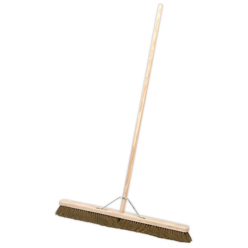 "Broom 36""(900mm) Soft Bristle"