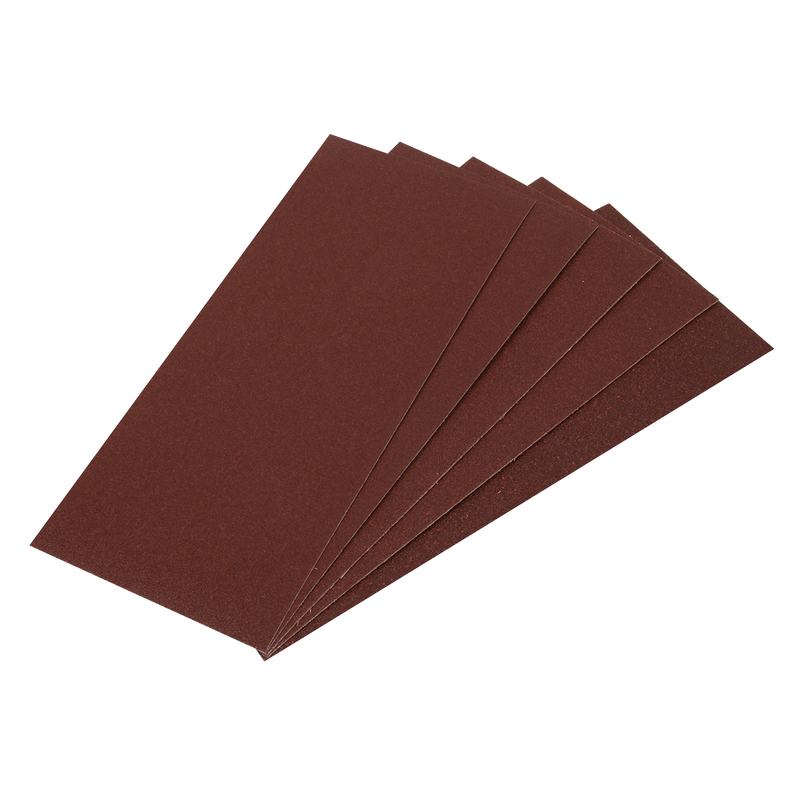 Orbital Sanding Sheet 115 x 280mm Assorted Pack of 5