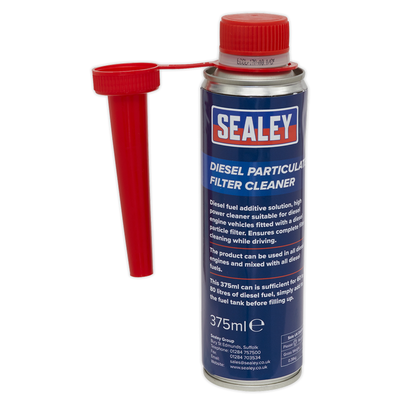 Diesel Particulate Filter Cleaner 375ml