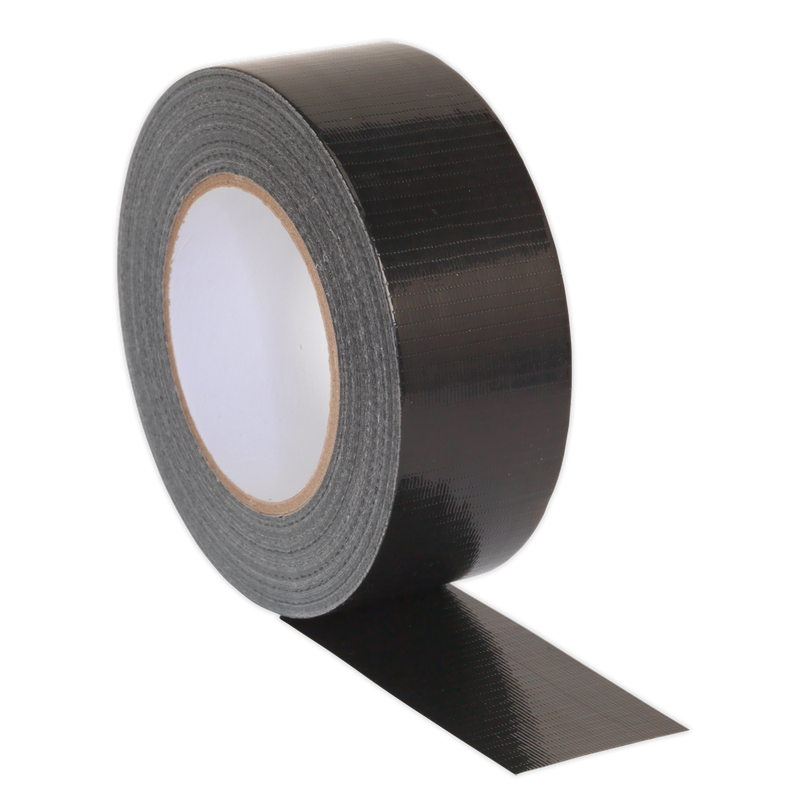 Duct Tape 48mm x 50m Black