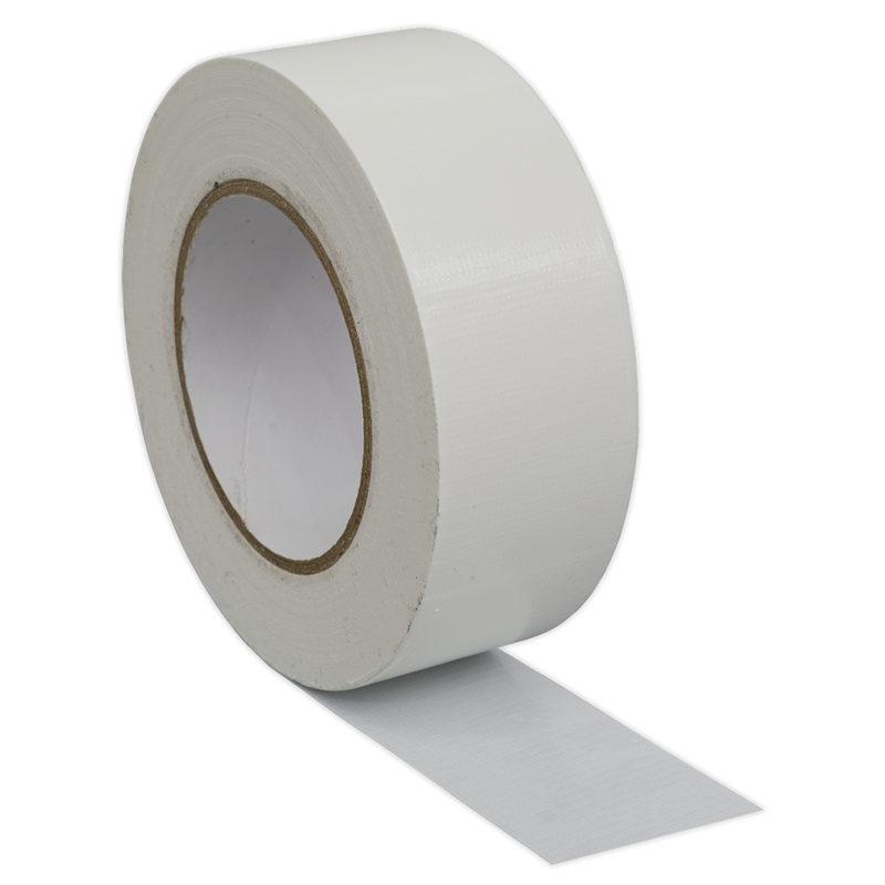 Duct Tape 50mm x 50m White