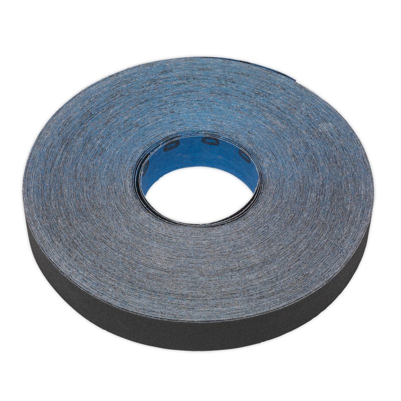 Emery Roll Blue Twill 25mm x 25m 150Grit