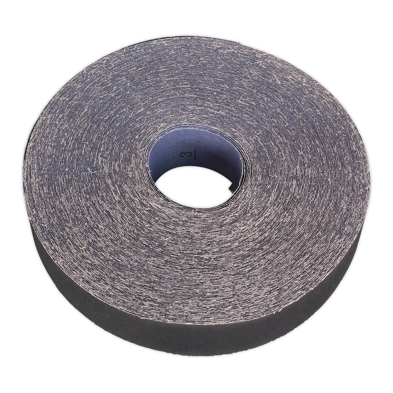 Emery Roll Blue Twill 25mm x 50m 60Grit