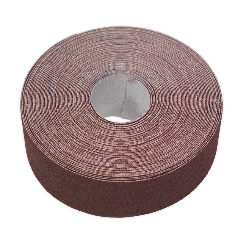 Emery Roll Brown 50mm x 50m 120Grit