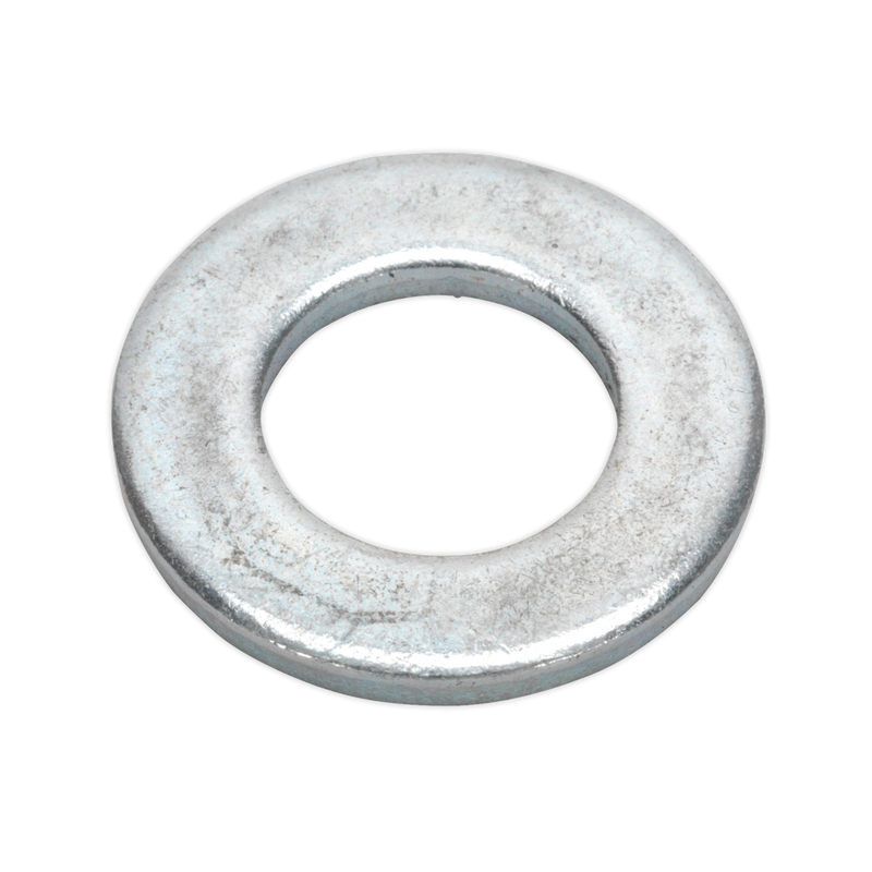 Flat Washer M12 x 24mm Form A Zinc DIN 125 Pack of 100