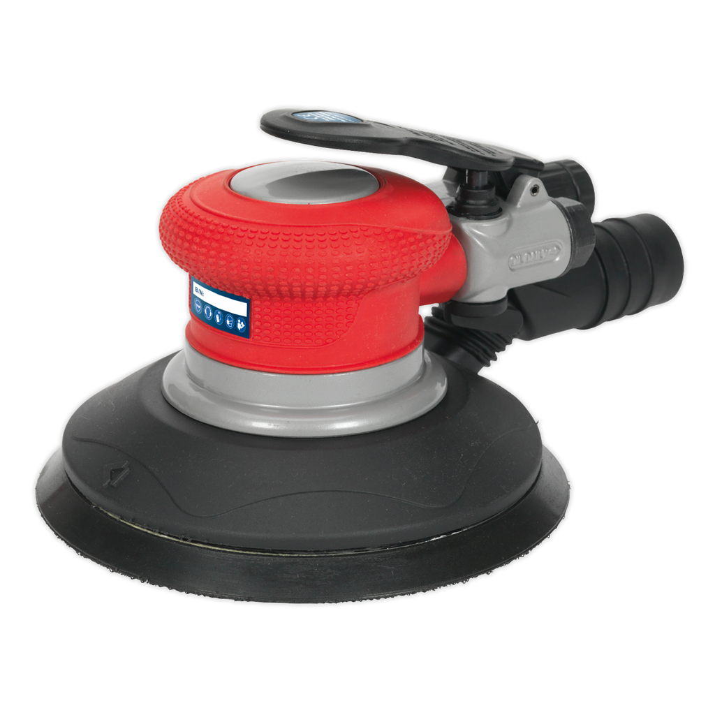 Air Palm Random Orbital Sander Ø150mm Dust-Free