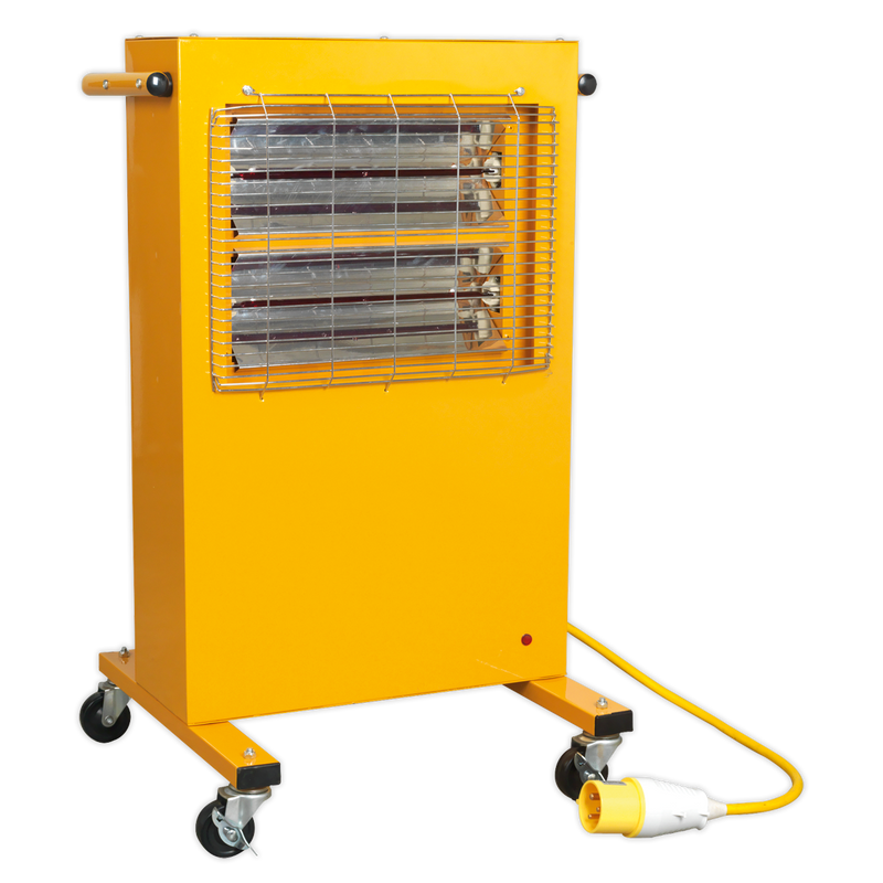 Infrared Cabinet Heater 1.5/3kW 110V
